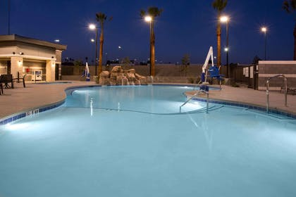 Pool | Home2 Suites by Hilton Las Vegas City Center