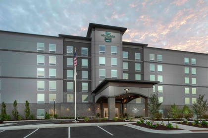 Exterior | Homewood Suites by Hilton Lansing Eastwood