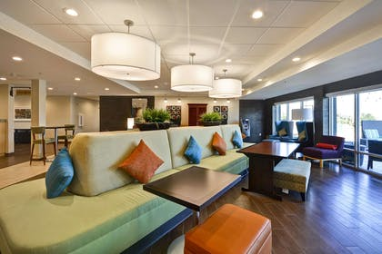 Lobby | Home2 Suites by Hilton Dallas North Park