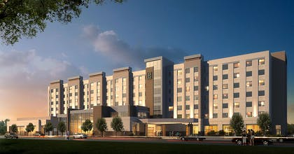 Exterior | Embassy Suites by Hilton College Station, TX