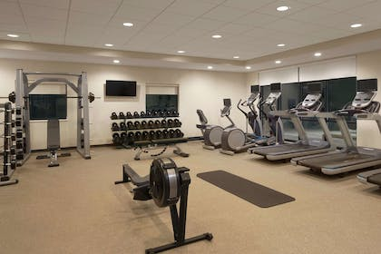 Health club | Home2 Suites by Hilton Leavenworth Downtown