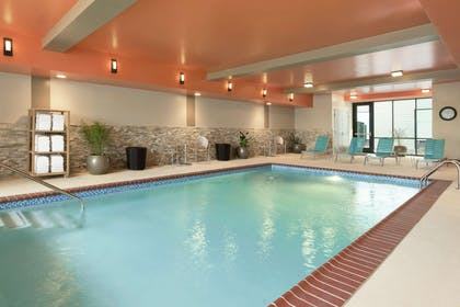Pool | Home2 Suites by Hilton Leavenworth Downtown