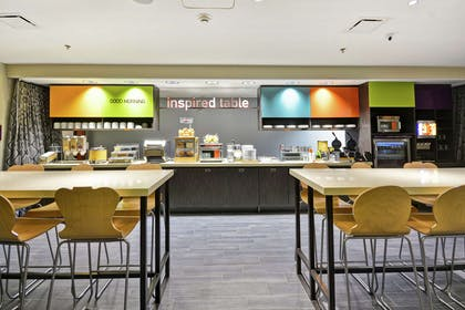 Breakfast Area | Home2 Suites by Hilton Brownsville