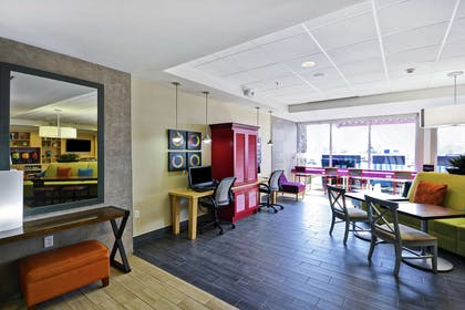 Business Center | Home2 Suites by Hilton Brownsville