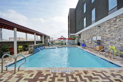 Pool | Home2 Suites by Hilton Brownsville