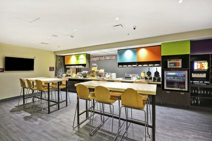 Restaurant | Home2 Suites by Hilton Brownsville