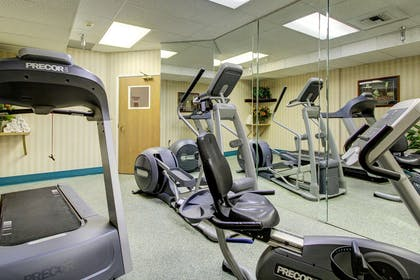 Fitness center | Clarion Suites Downtown Anchorage