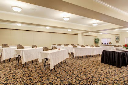 Conference Room | Clarion Suites Downtown Anchorage