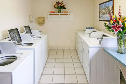 Guest laundry facilities | Clarion Suites Downtown Anchorage