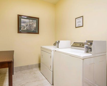 Guest laundry facilities | Comfort Suites Mobile East Bay