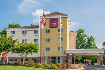 Comfort Suites hotel in Huntsville, AL | Comfort Suites Huntsville Research Park Area