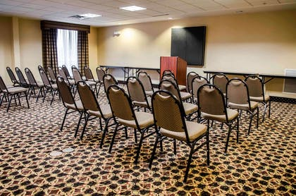 Conference room | Comfort Suites Mobile
