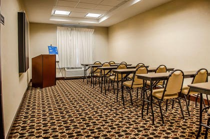Large space perfect for corporate functions or training | Comfort Suites North Mobile