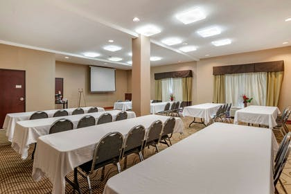 Conference Room   Comfort Suites Airport South