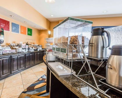 Free coffee available 24-hours | Comfort Suites Pell City I-20 exit 158