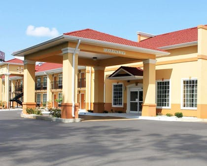 Hotel near popular attractions | Quality Inn & Suites Greenville I-65