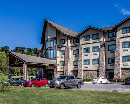 Hotel exterior | Comfort Inn & Suites Scottsboro Highway 72 East