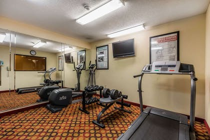 Exercise room | Comfort Inn & Suites Jasper Hwy 78 West