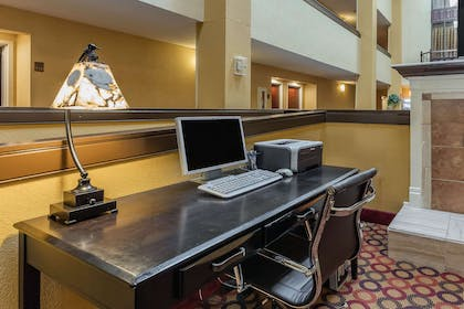 Business center | Comfort Inn & Suites Jasper Hwy 78 West