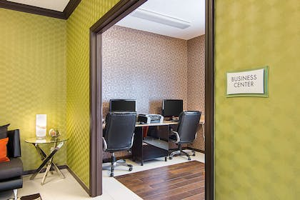 Business center with free wireless internet access | Comfort Inn