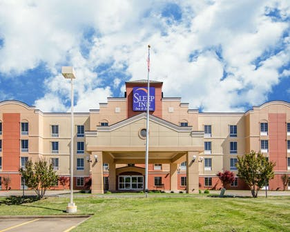 Sleep Inn hotel in Springdale, AR | Sleep Inn & Suites Springdale West