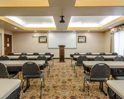 Event space | Sleep Inn & Suites Springdale West