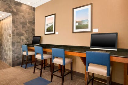 Business center | Comfort Inn & Suites Presidential