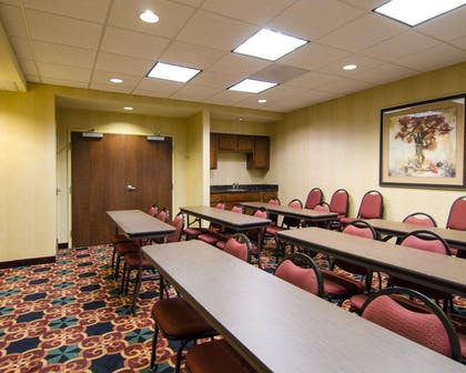 Event space | MainStay Suites Rogers near I-49