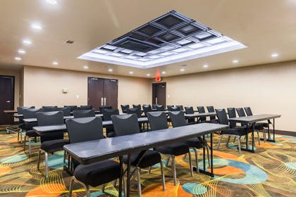 Large space perfect for corporate functions or training | Clarion Inn & Suites Russellville I-40
