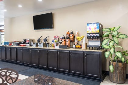 Assorted breakfast items | Clarion Inn & Suites Russellville I-40