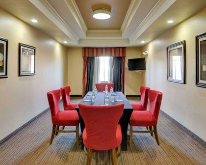 Boardroom | Comfort Inn & Suites Fort Smith I-540