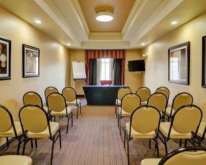 Meeting room | Comfort Inn & Suites Fort Smith I-540