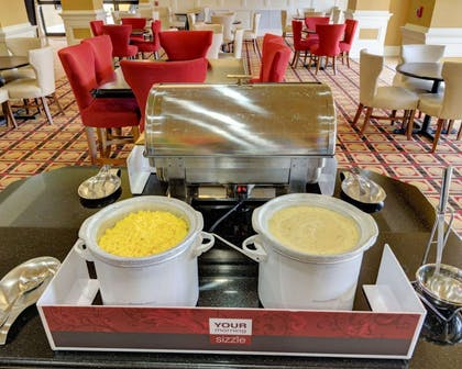 Free breakfast buffet | Comfort Inn & Suites Fort Smith I-540
