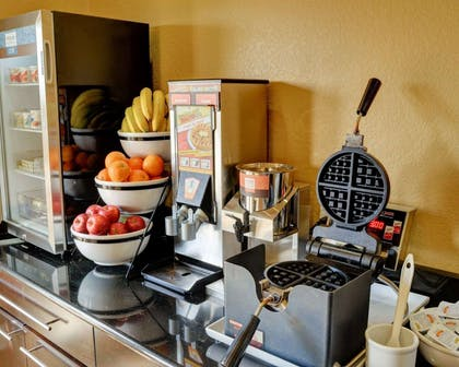 Free breakfast with waffles | Comfort Inn & Suites Fort Smith I-540