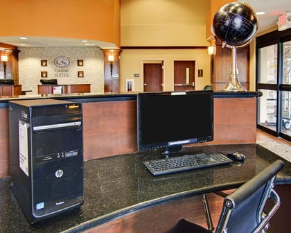Business services available | Comfort Suites