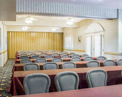 Large space perfect for corporate functions or training | Quality Inn & Suites Safford - Mt Graham