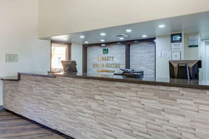 Front desk | Quality Inn & Suites Goodyear - Phoenix West