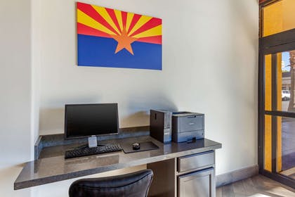 Business center | Quality Inn & Suites Goodyear - Phoenix West