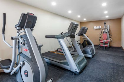 Exercise room | Quality Inn & Suites Goodyear - Phoenix West