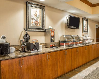 Free breakfast with waffles | Comfort Inn & Suites Thatcher - Safford