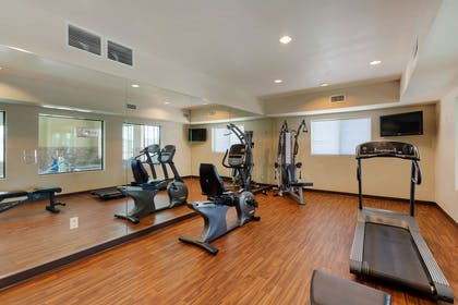 Fitness center | Comfort Inn & Suites Page at Lake Powell