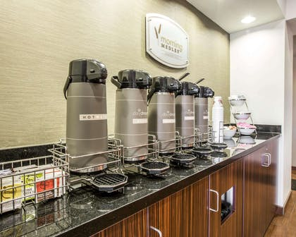 Free coffee | Sleep Inn & Suites Page at Lake Powell