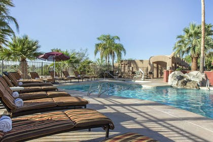 Relax by the pool | La Posada Lodge & Casitas, an Ascend Hotel Collection Member