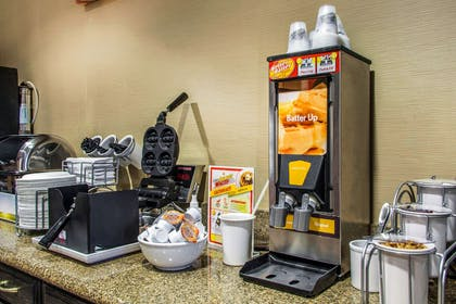Assorted breakfast items | Comfort Suites Old Town Scottsdale