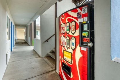 Hotel vending area | Quality Inn And Suites