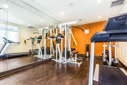 Fitness center | Quality Suites San Diego SeaWorld Area