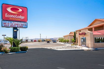 Econo Lodge Inn and Suites in Ridgecrest, CA | Econo Lodge Inn & Suites near China Lake Naval Station