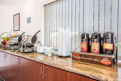 Assorted breakfast items | Econo Lodge Inn & Suites near China Lake Naval Station