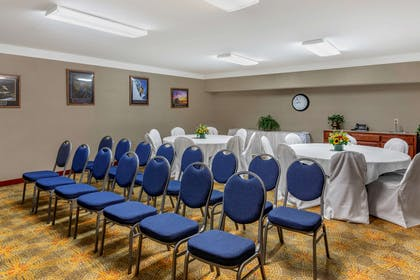 Large space perfect for corporate functions or training | Comfort Suites Visalia Convention Center
