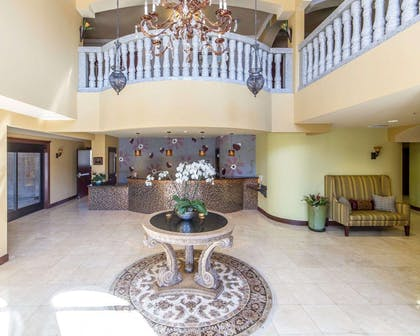 Beautifully decorated hotel   Villa Montes Hotel, an Ascend Hotel Collection Member